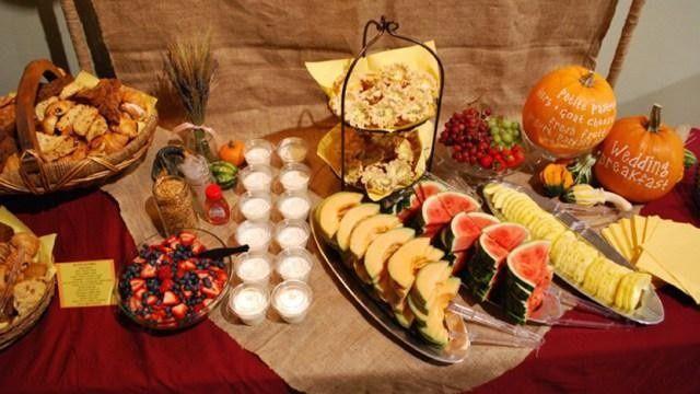 Opterez-vous pour un brunch le lendemain? Idées!!! - Banquets - Forum Mariages.net