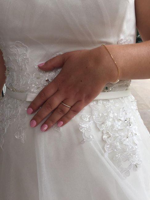 Ton mariage en couleur... manucure. - 2