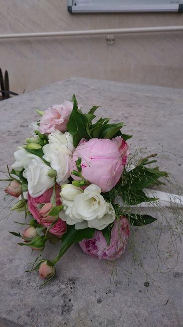 Ton mariage en couleur... fleurs. - 1