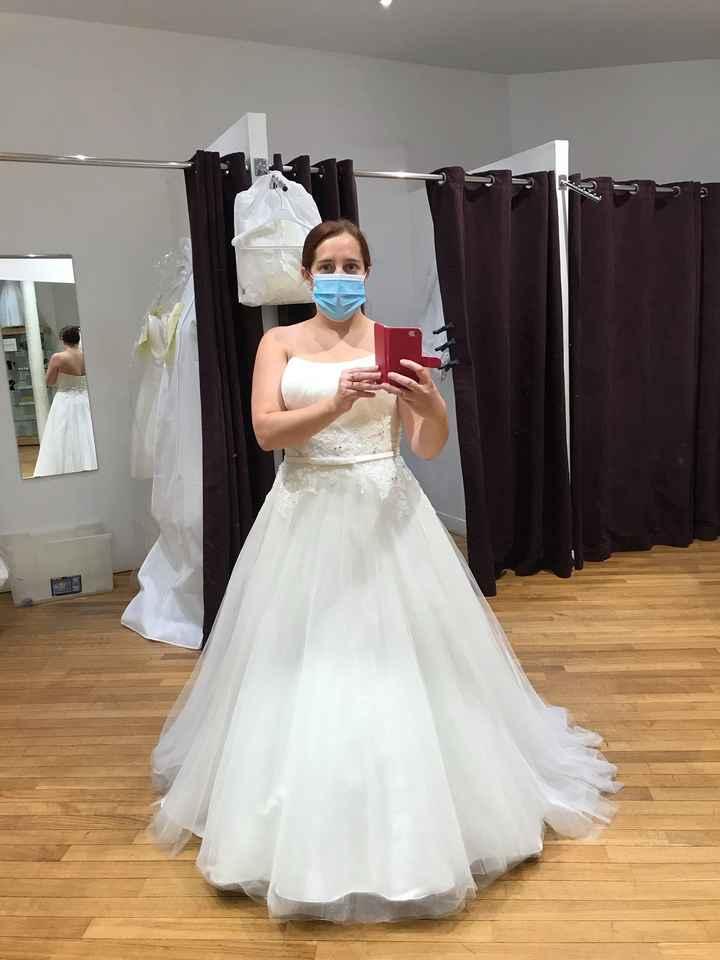 J'ai enfin ma robe ;) - 1