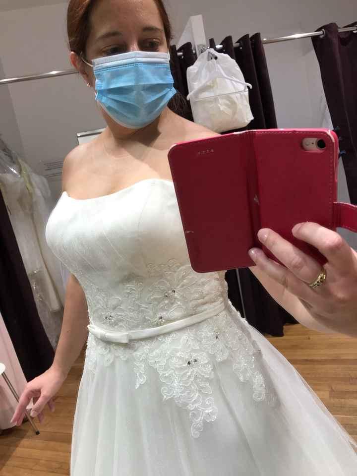 J'ai enfin ma robe ;) - 2