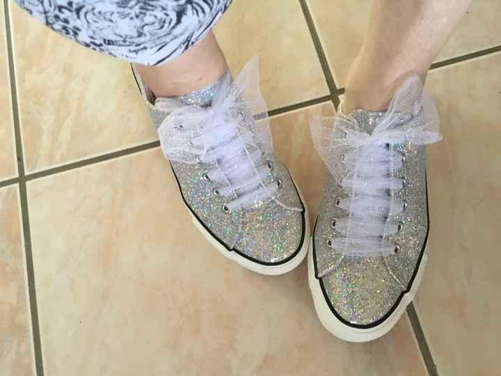Mes chaussures originales de mariée !! - 1
