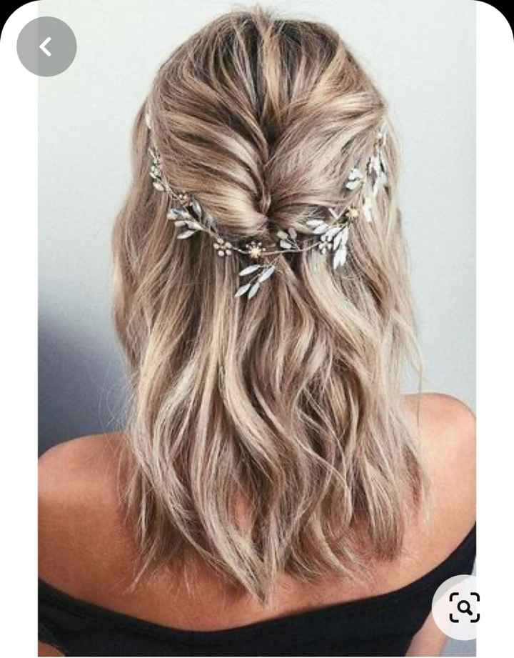 Cherche coiffure cheveux court - 2