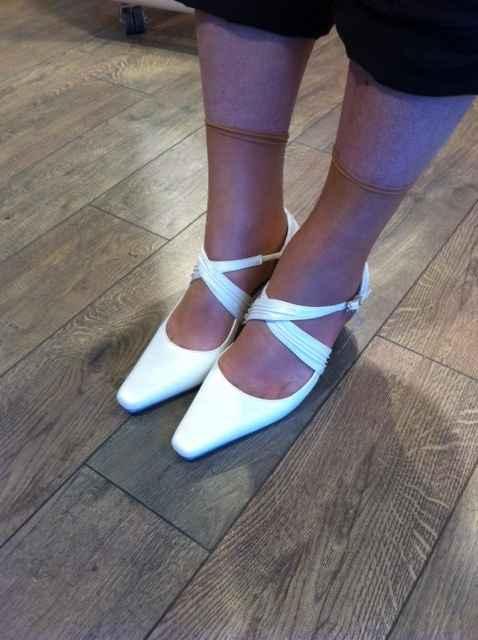 mes chaussures de marier