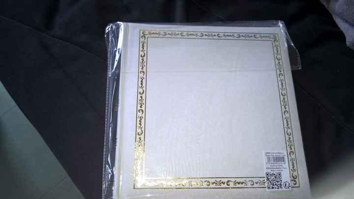 livre d' or