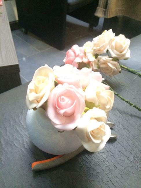 Tutoriel boule de roses ... - 5