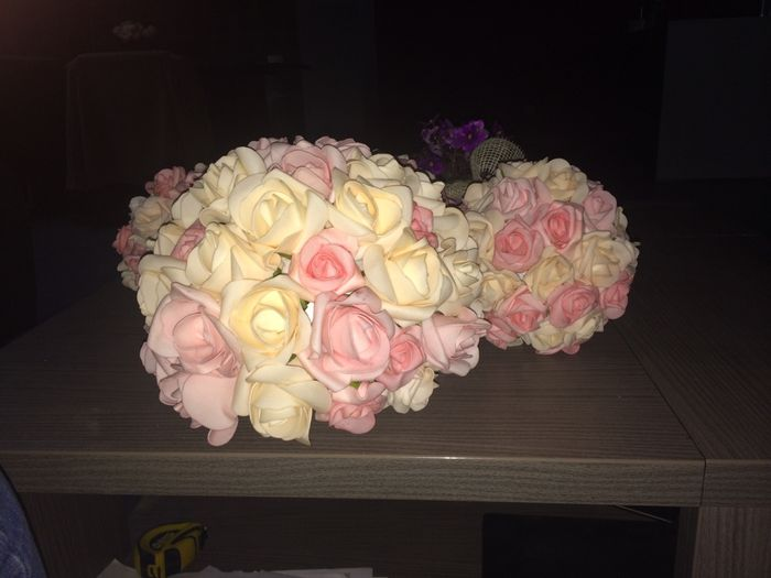 Tutoriel boule de roses ... - 8