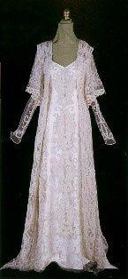 Robe de mariee harry potter
