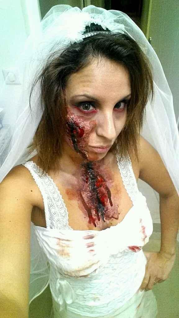 Mariee  halloween.. le résultat ! - 1