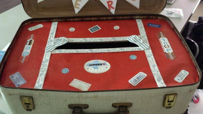 Diy valise cagnotte (1ere partie) - 1