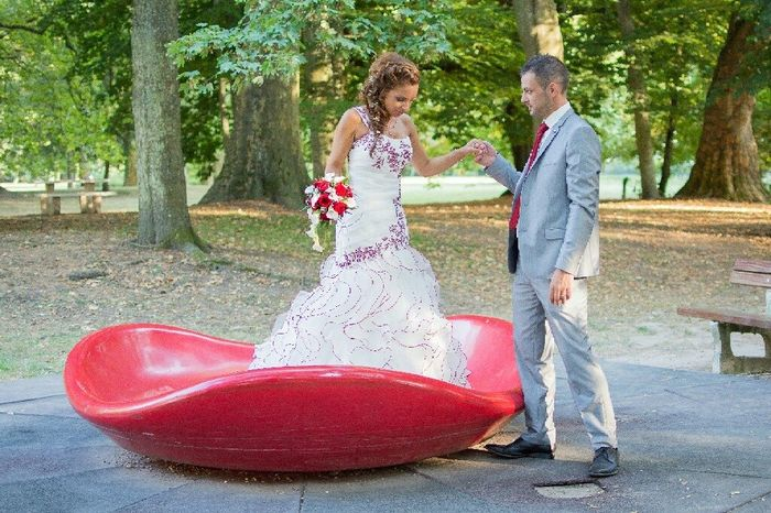 Ça y est! ! on est mariés ! !!! - 1