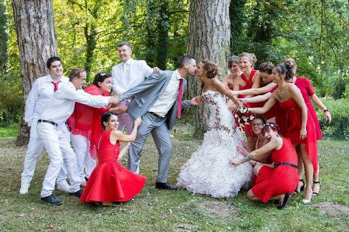 Ça y est! ! on est mariés ! !!! - 2