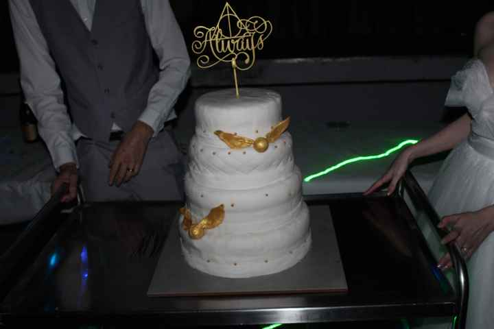 Mon mariage harry potter 12/09 6