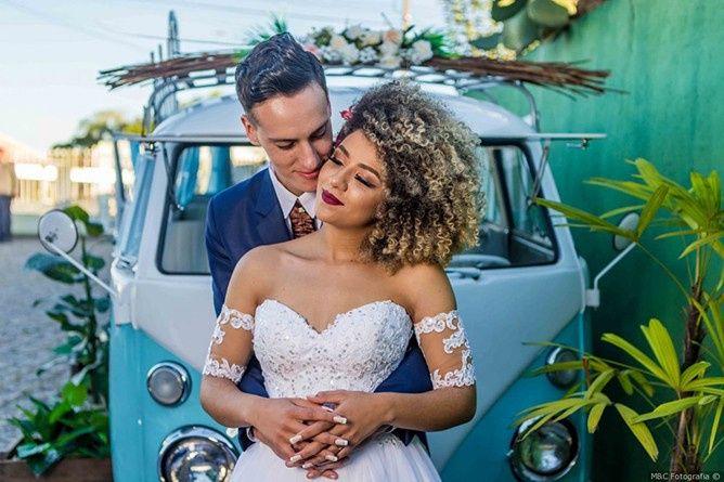 Aujourd'hui je me marie avec ... ce décolleté ! 2