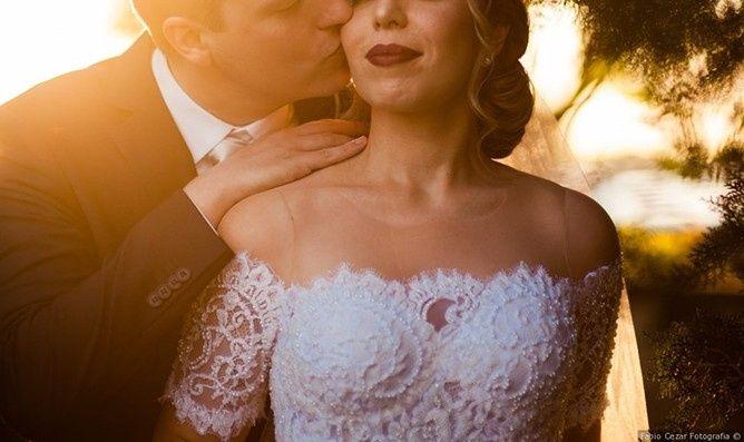Aujourd'hui je me marie avec ... ce décolleté ! 3