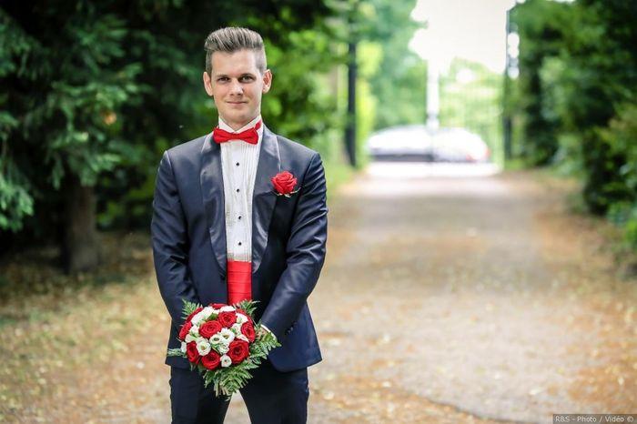 Vote pour le plus beau look du marié ! 2