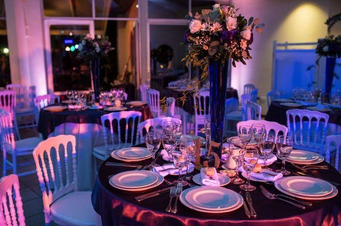 2 mariages, 2 banquets. Lequel préfères-tu ? 1