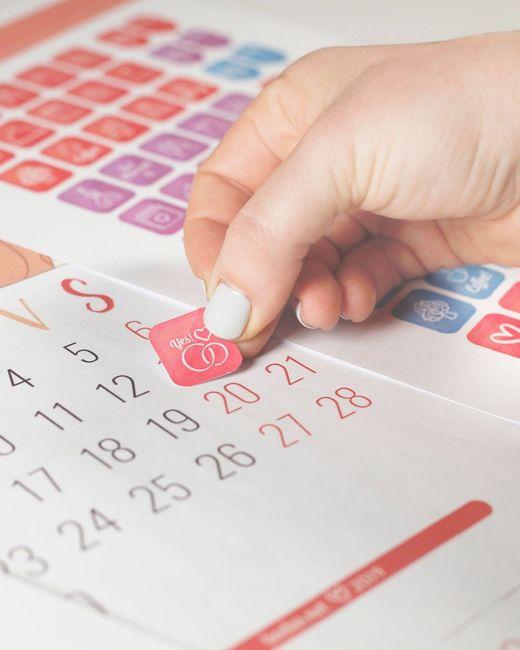 Gagne tes stickers pour ton calendrier ! 1