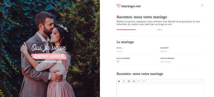 Comment publier votre reportage de mariage ? 2