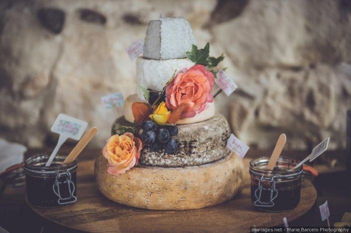 A prendre ou à laisser : une pièce montée de fromages 1
