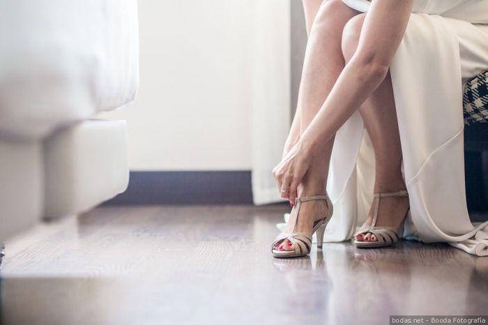 Pour les chaussures, tu es plutôt... 1