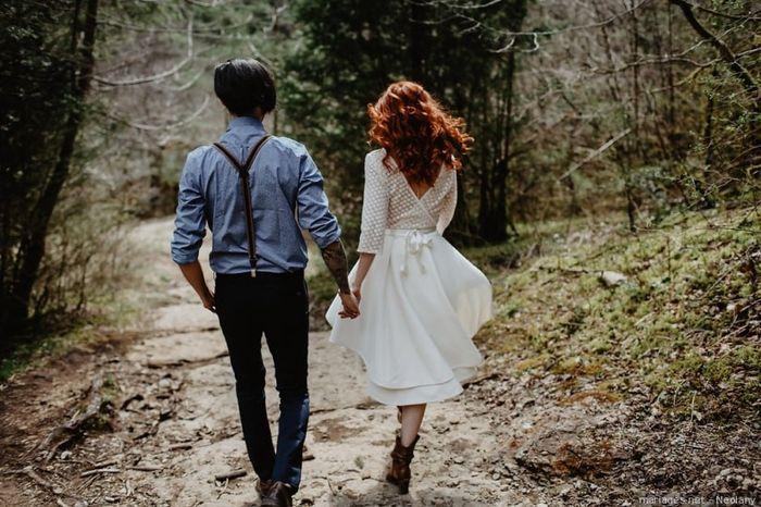 La saison de mon mariage sera ____ 🎁 1