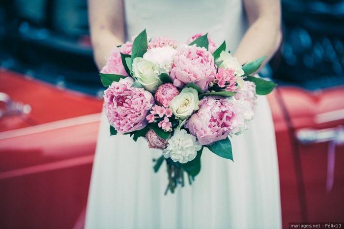 Mon bouquet sera composé de ____ 🎁 1