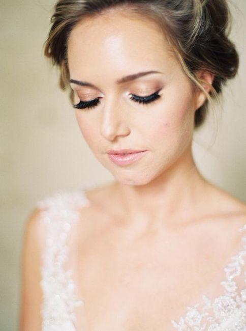 La GRANDE battle nuptiale : Le maquillage 💄 1