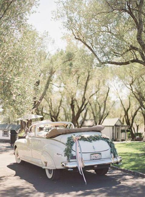 La GRANDE battle nuptiale : La voiture 🚗 1