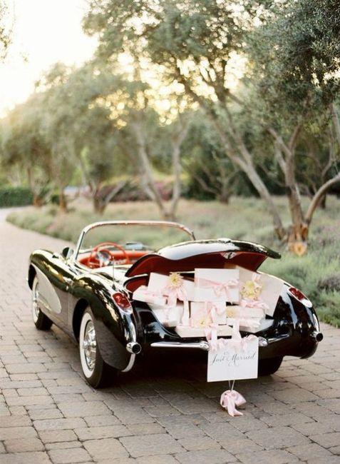 La GRANDE battle nuptiale : La voiture 🚗 2