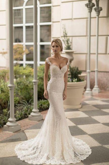 Quelle robe de mariée vous fait craquer? 2