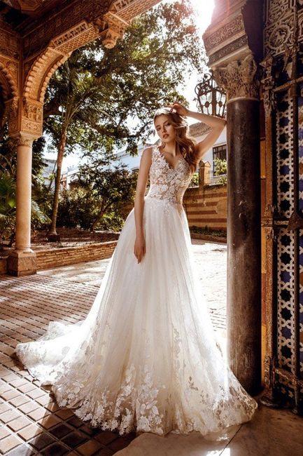 Quelle robe de mariée vous fait craquer? 3