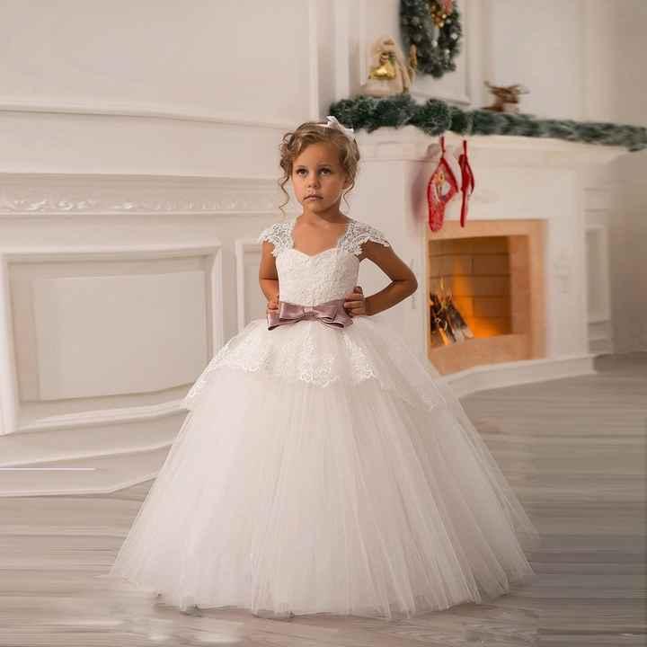 robe pour ma fille