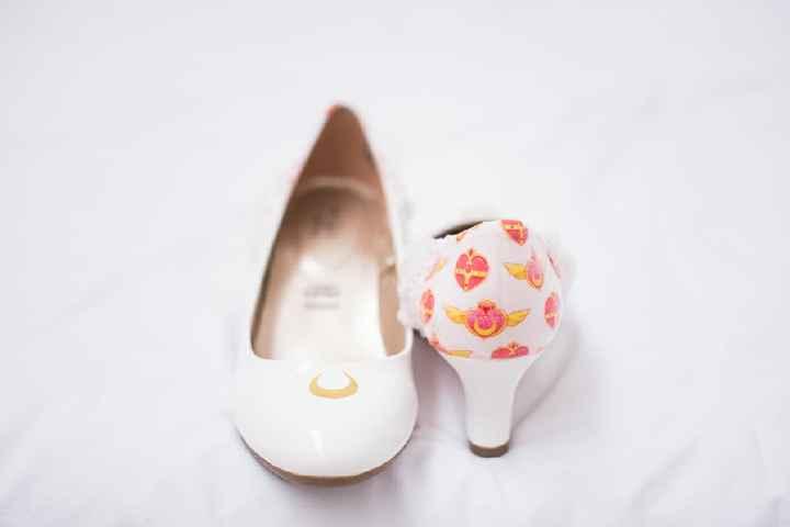 Les chaussures de mes copines - 1