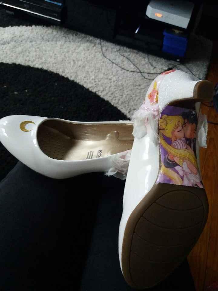Les chaussures de mes copines - 3