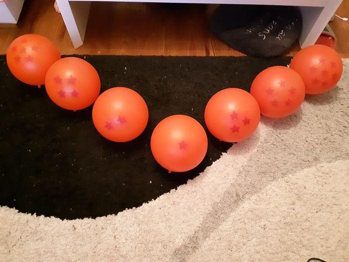 Urne Dragon Balls! 1