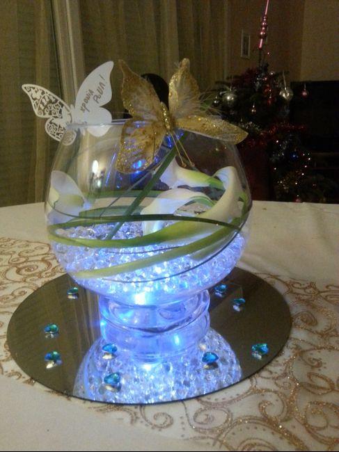 Perle d 39 eau et led submersible page 2 d coration for Perle d eau decoration florale