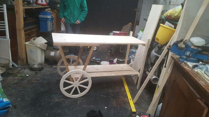 Mon bricoleur (chariot candybar) - 1