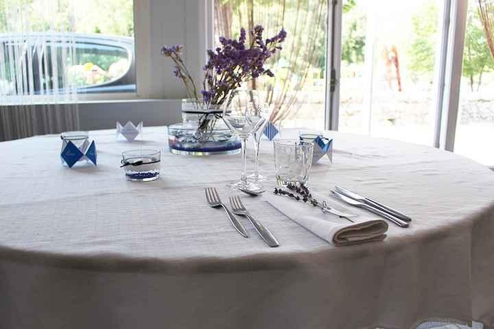 Essai tables d'invités