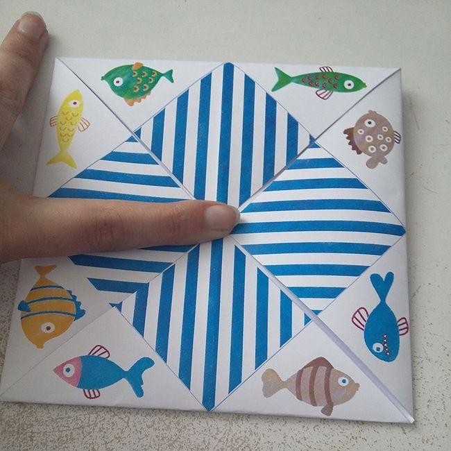 Cocotte jeu - thème mariage poissons