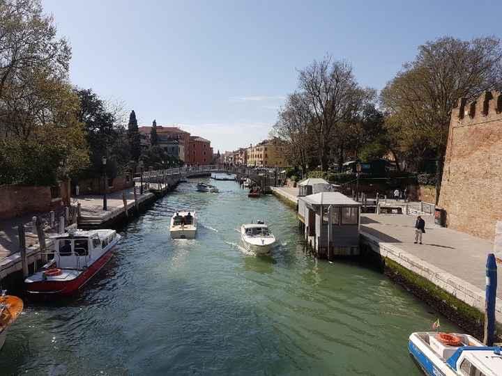 Mini voyage de noce à Venise - 2