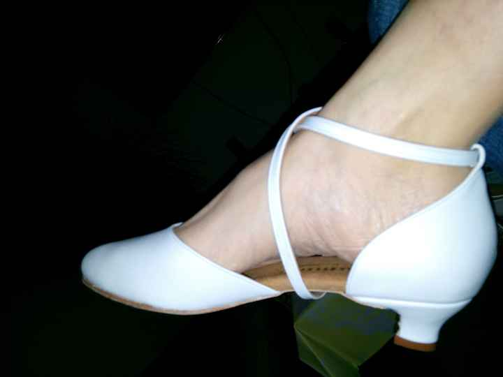 Mes chaussures ! - 1