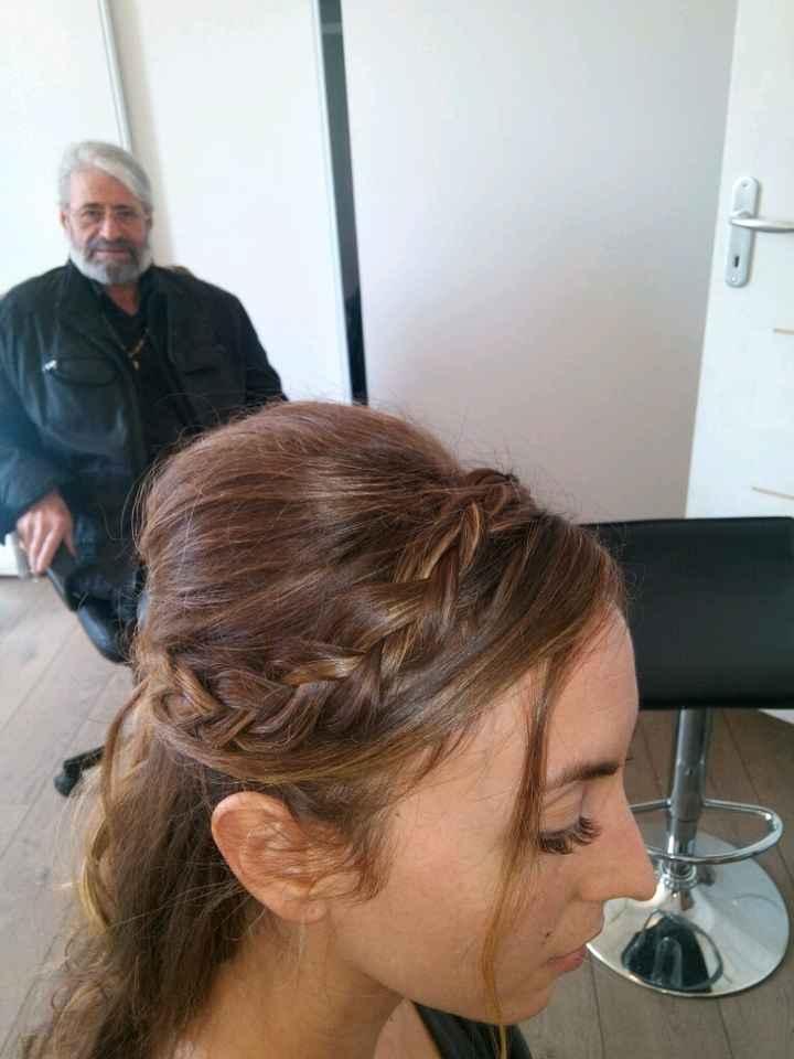 Essais coiffure et maquillage.... - 4
