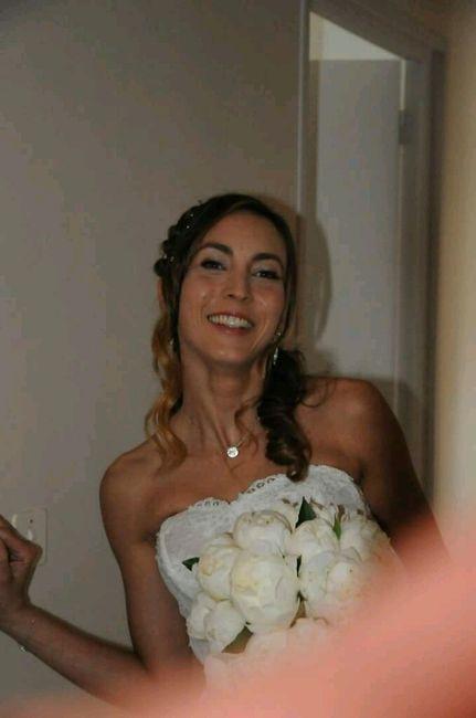 Notre look mariée.... - 2