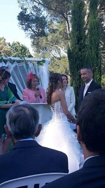 Notre look mariée.... - 3