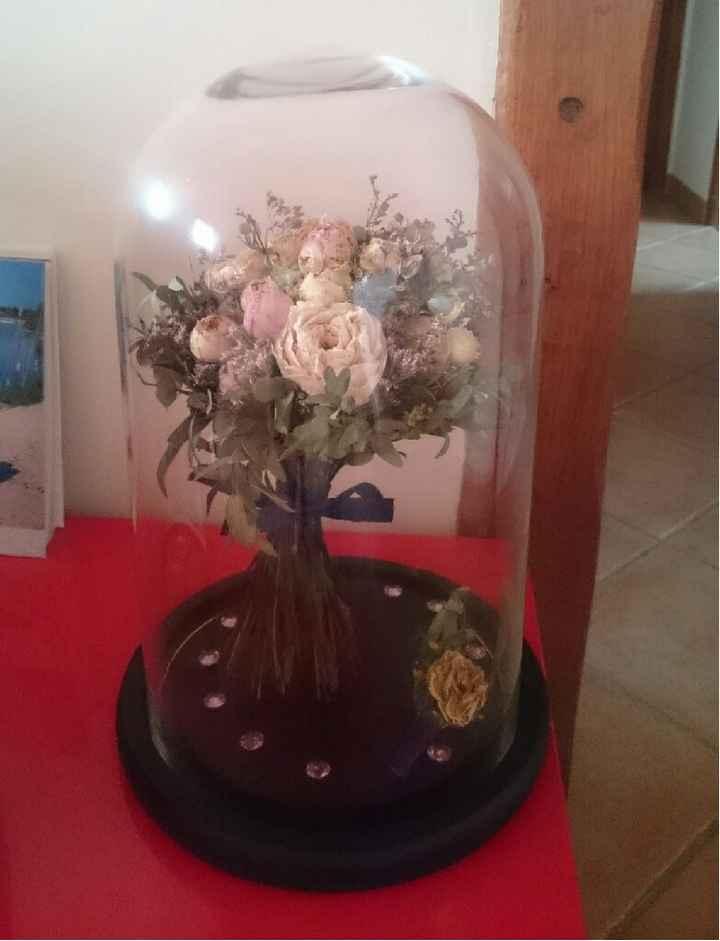 Faire sécher son bouquet après le jour j - 1