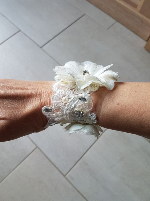 Bracelet pour la mariée 1