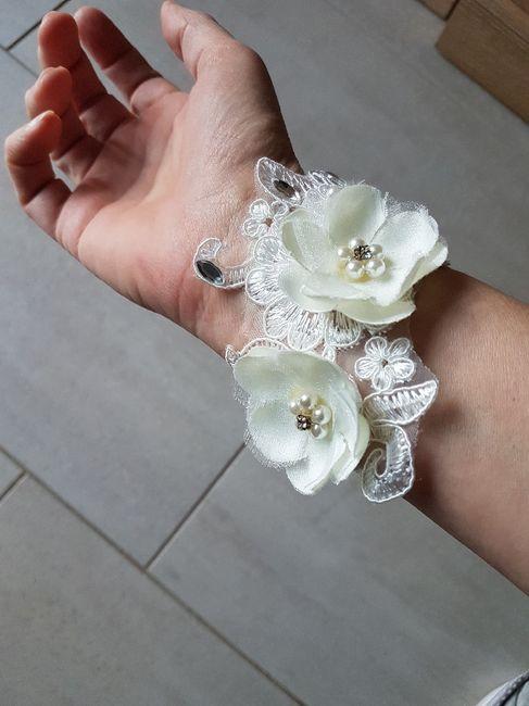 Bracelet pour la mariée 2