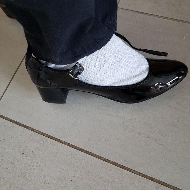 Chaussures sans ampoules 2