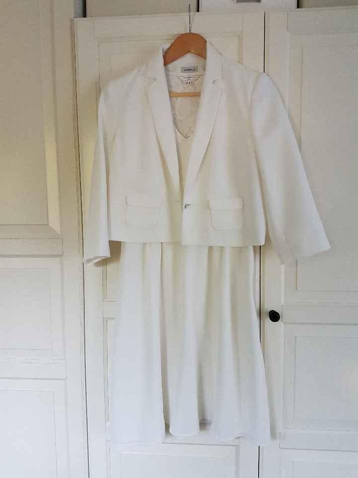 Ma petite robe pour mon mariage civil - 2